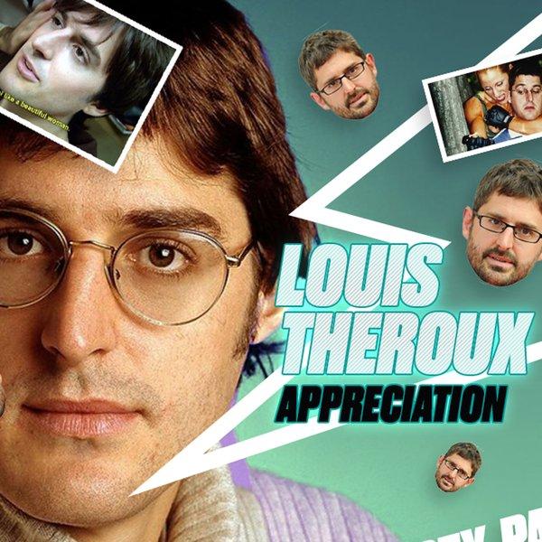 Louis Theroux Appreciation Tour