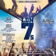 Ldn 7s & Frat Haus Festival