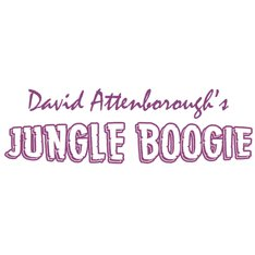 David Attenborough Jungle Boogie